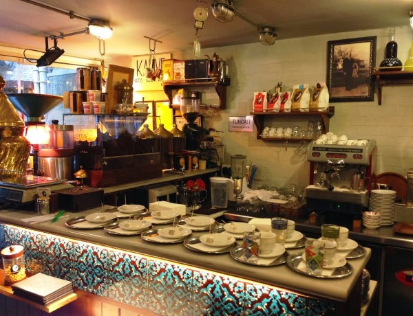 Top 3 Places For The Best Turkish Coffee in Istanbul