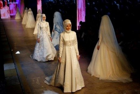 High Fashion that Follows the Intent of Hijab