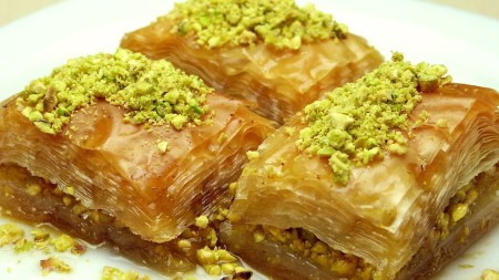 A Turkish History of Baklava