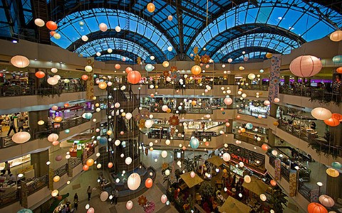 Top 5 Shopping Malls on the European Side of Istanbul