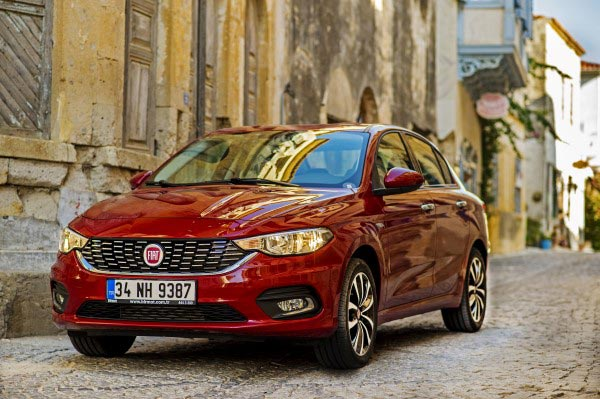 Sector-Giant to Sell New Sedan to North America