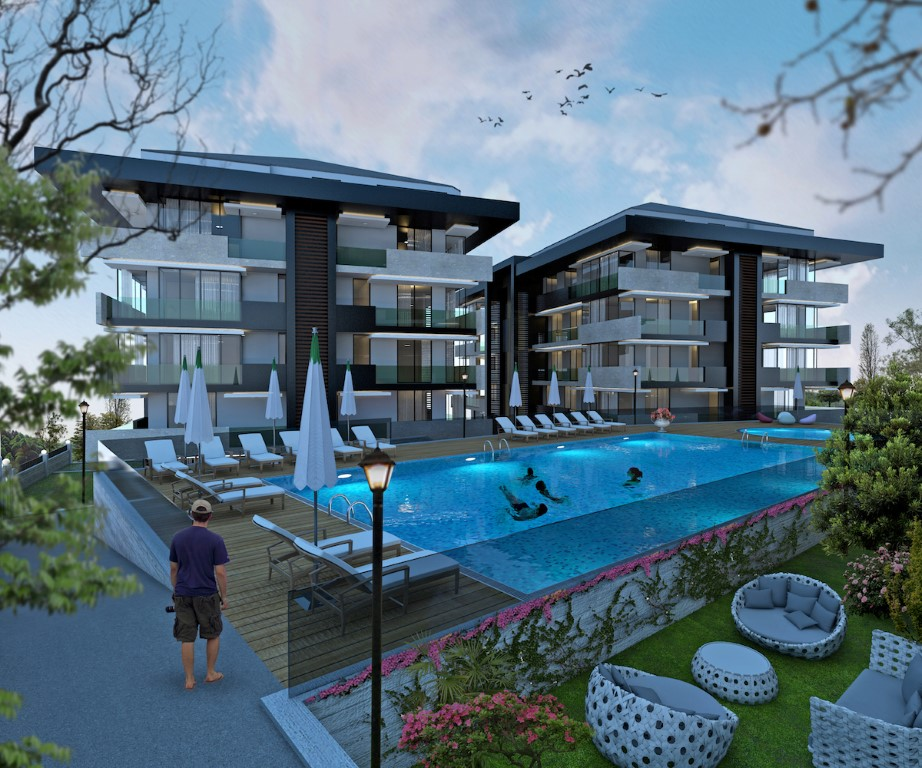 Luxury Tarabya Properties For Sale in Istanbul