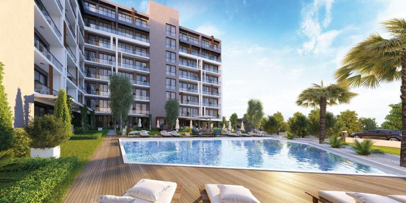 Apartments For Sale in Izmir with Rental Guarantee