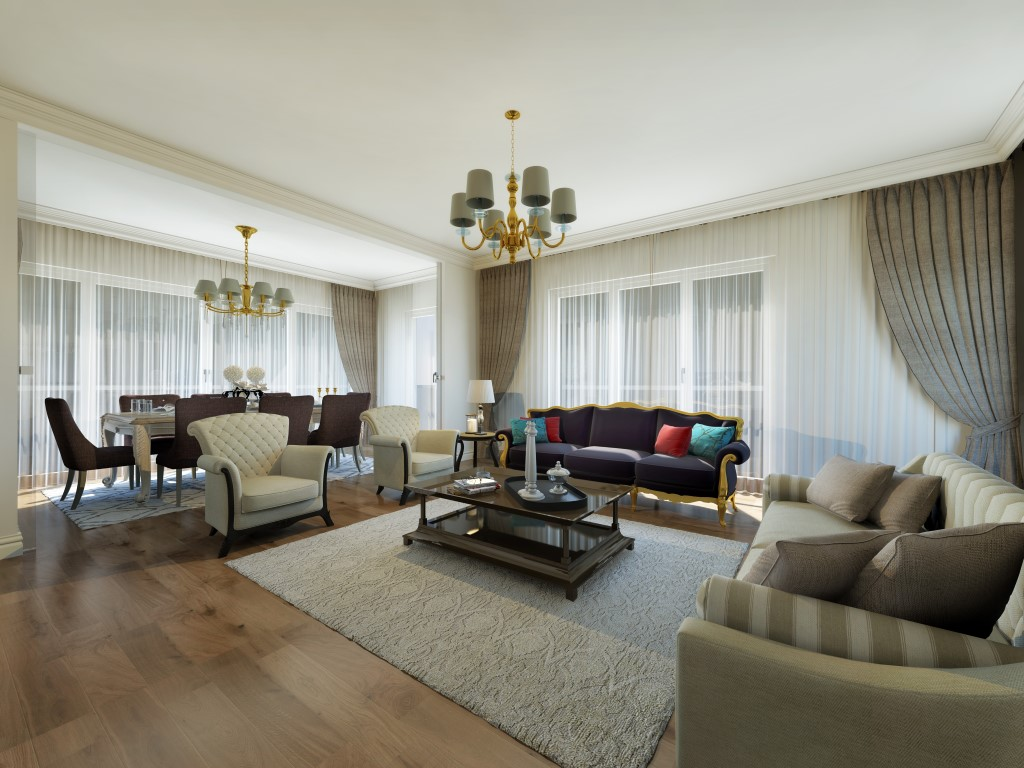 Ready to move in Government apartments in Basaksehir